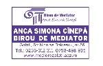 Anca Simona Cînepã - BIROU DE MEDIATOR  Mediatori