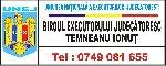 Birou Executor Judecatoresc Temneanu Ionut  Executori judecatoresti