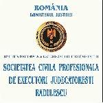 Rădulescu Doina  executor judecatoresc  Executori judecatoresti
