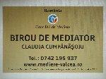 Claudia Cumpanasoiu-Birou de mediere  Mediatori