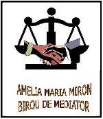 Amelia Maria Miron-Birou de Mediator  Mediatori